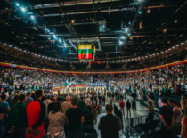 areenat-stadiumit-Zalgiris Arena Kaunas event indoor 2 260516